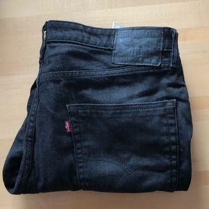 Men's Levi's Black Jeans